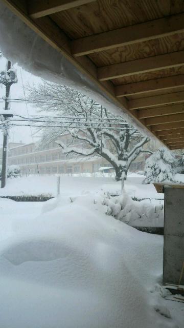 さらに大雪